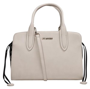 Love Moschino Sell Satchel in cream