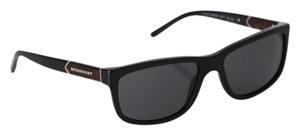 Burberry * Burberry Black Sunglasses B4155