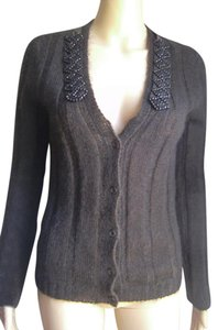 Prada Cardigan Designer Beaded Jacket