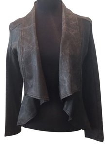 Krisa Jacket Brown Leather Jacket