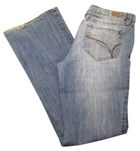 Refugee Boot Cut Jeans