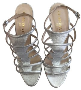 Claudia Ciuti High Heel silver Sandals