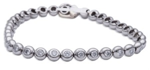 Tiffany & Co. Tiffany & Co. Diamond Platinum Tennis Bracelet 2.22 Ct