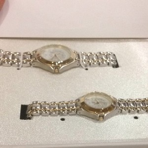 Bride And Groom Matching Cinderella Castle Watch Set