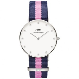 Daniel Wellington Daniel Wellington 0962DW Women's Classy Silver Analog Watch
