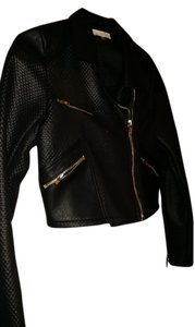 Sugar Lips Leather Jacket