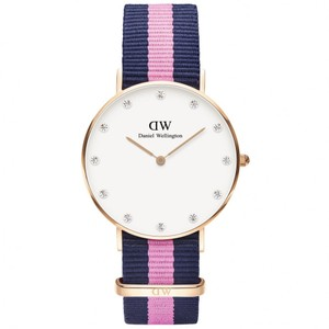 Daniel Wellington Daniel Wellington 0952DW Women's Classy Rose Gold Analog Watch