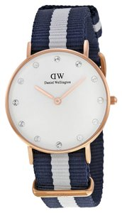 Daniel Wellington Daniel Wellington 0953DW Women's Rose Gold Analog Watch