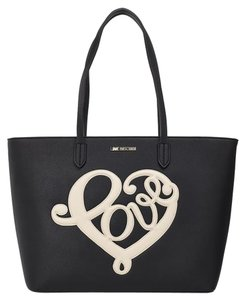 Love Moschino Sell Tote in black