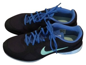 Nike Black Blue White Athletic