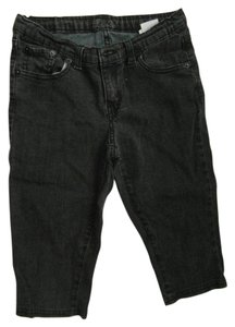 Levi's * Zip Fly Bermuda Shorts Black