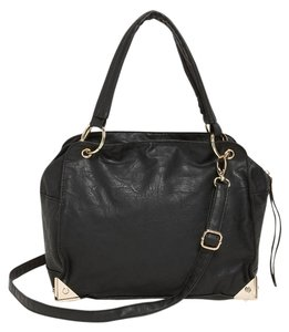 CESCA Satchel in BLACK