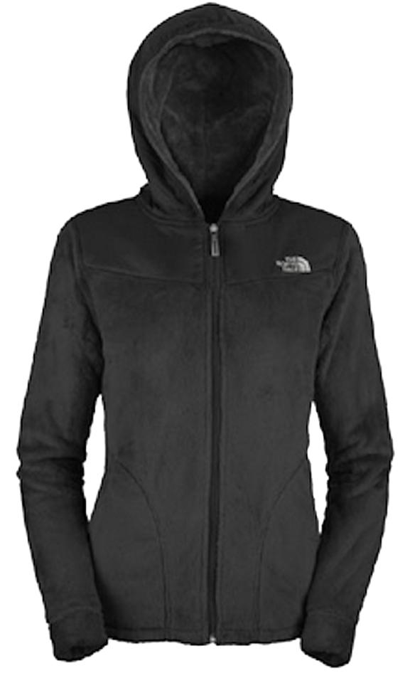 7e4819e40 The North Face Black Tnf Womens Oso Hoodie Fleece Jacket Xs Very Soft  Activewear Size 2 (XS)