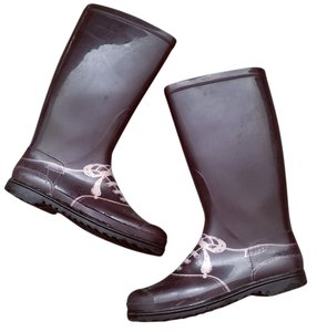 Marc by Marc Jacobs Dark grey Boots