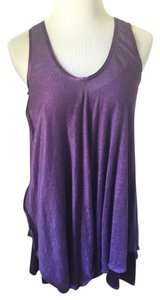 Ali Ro short dress Purple Tunic Silk on Tradesy