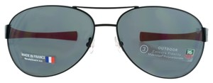 TAG Heuer Tag Heuer TH 0256 110 Aviator Men's Sunglasses (11138)