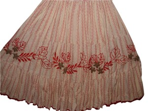 Diamari Embellished Bohemian Skirt