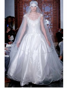 Reem Acra Fairytale Wedding Dress