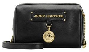 Juicy Couture Crown Drop Logo Shoulder Bag