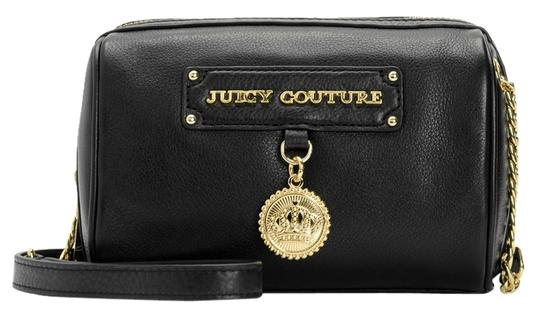 Juicy Couture Crown Drop Logo Evening Shoulder Bag