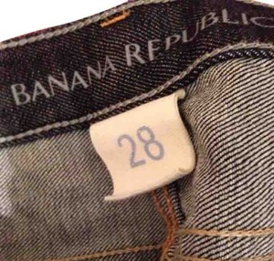 Banana Republic Straight Leg Jeans