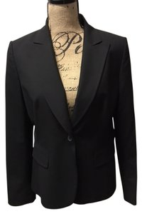 Gianni Bini Suit Work Evening Black Blazer