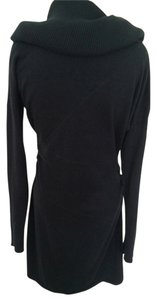 Athleta short dress Black Sweater on Tradesy
