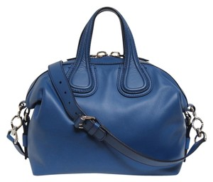 Givenchy Satchel in Electric blue