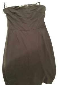 Gap short dress Black on Tradesy