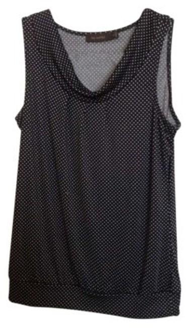 Preload https://item3.tradesy.com/images/the-limited-black-sleeveless-banded-cowl-stretch-blouse-size-0-xs-147972-0-0.jpg?width=400&height=650
