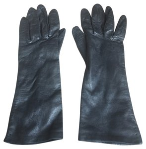 Other Black Leather Gloves
