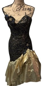 Loralie Prom Evening Strapless Vintage Dress