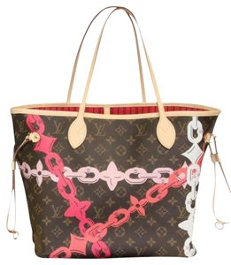 Louis Vuitton Shopper Gm Murakami Ramages Shoulder Bag