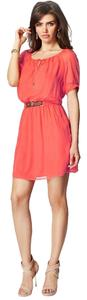 Marciano short dress Coral on Tradesy