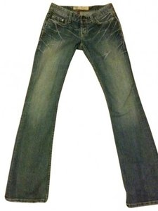 Other Boot Cut Jeans-Dark Rinse