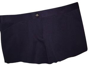 Tory Burch Dress Shorts Dark Navy