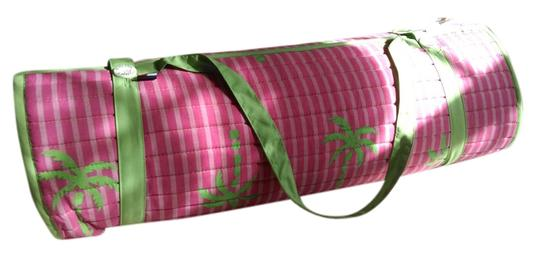 Preload https://img-static.tradesy.com/item/1479875/tommy-hilfiger-pink-and-green-beachpool-mat-with-pillow-0-0-540-540.jpg