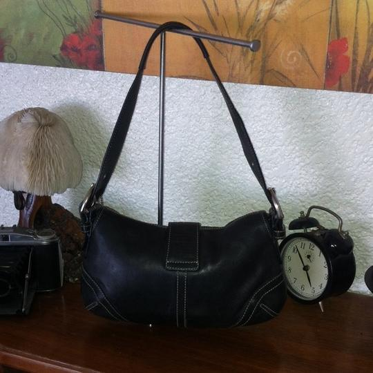Coach Small Leather G050-9247 Hobo Bag