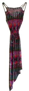 Multi-Color Maxi Dress by Neiman Marcus