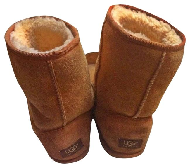 Item - Camel Boots/Booties Size US 9 Wide (C, D)