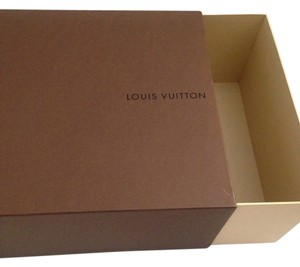 Louis Vuitton Louis Vuitton Shoe Box