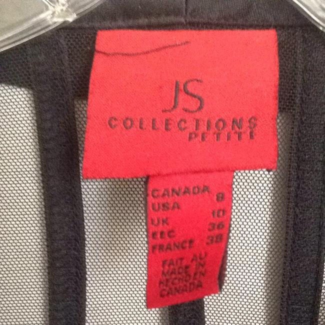 JS Collections Top Black
