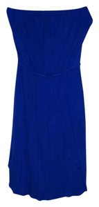 Old Navy short dress Cobalt Blue on Tradesy