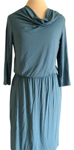 Doncaster short dress Teal on Tradesy