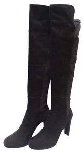 Stuart Weitzman 5050 Over The Knee Black Boots