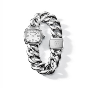 David Yurman Albion 27mm Quartz with 0.64 Diamonds