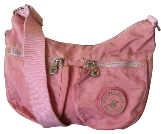 Preload https://item5.tradesy.com/images/beverly-hills-polo-club-nylon-cross-body-bag-pink-1480169-0-0.jpg?width=440&height=440