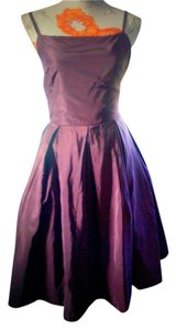 Ralph Lauren Party Silk Rl Blue Lable Cocktail Or Prom Dress