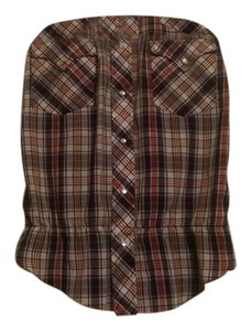 Taxi CDC Button Down Shirt
