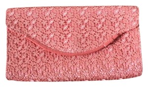 Banana Republic pink Clutch